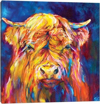 Dornie Canvas Art Print