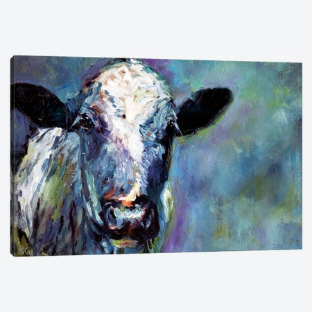 Roan Lady Canvas Print #SGN24} by Sue Gardner Canvas Art Print