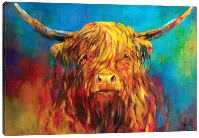 Glencoe Canvas Art Print