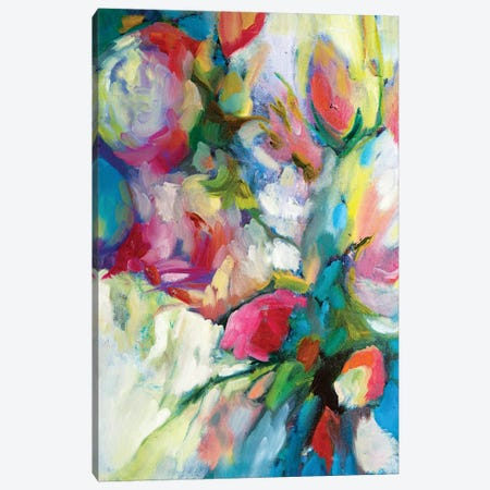 Fragrant Summer Canvas Print #SGN33} by Sue Gardner Canvas Art Print