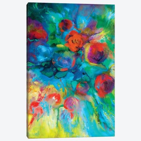 Red Hot Summer Canvas Print #SGN34} by Sue Gardner Canvas Art