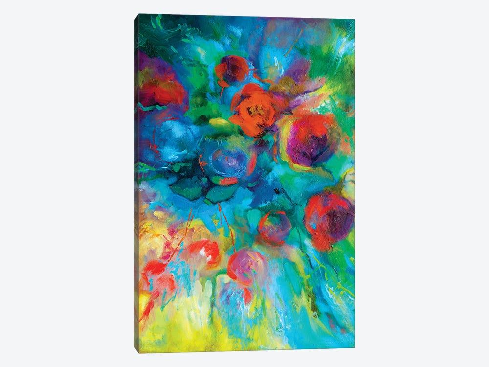 Red Hot Summer by Sue Gardner 1-piece Canvas Art