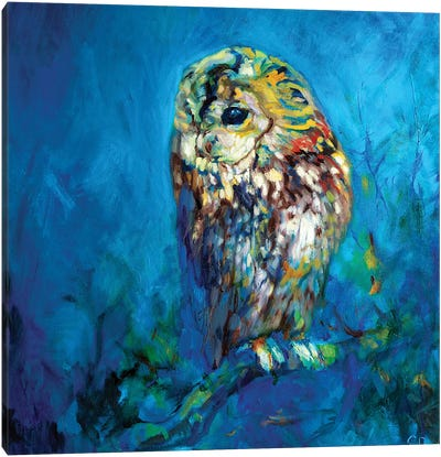 Ivy Roost Canvas Art Print