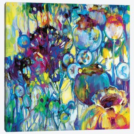 Hedgerow Treasure Canvas Print #SGN38} by Sue Gardner Canvas Art Print