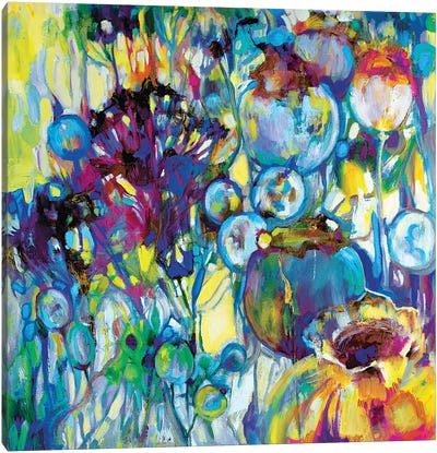 Hedgerow Treasure Canvas Art Print
