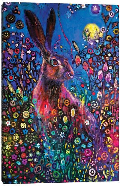 Magic By Moonlight Canvas Art Print