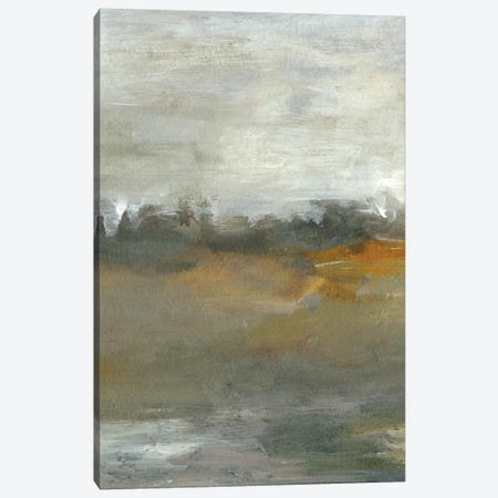 Early Mist I Canvas Print #SGO10} by Sharon Gordon Canvas Wall Art