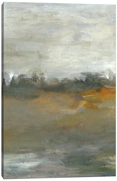 Early Mist I Canvas Art Print