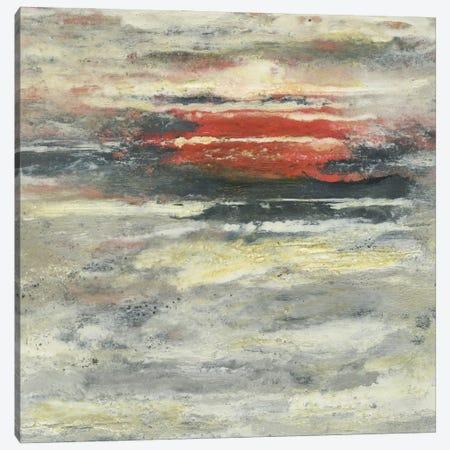 Sunset Etude VI Canvas Print #SGO110} by Sharon Gordon Canvas Art
