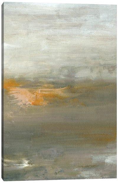Early Mist II Canvas Art Print
