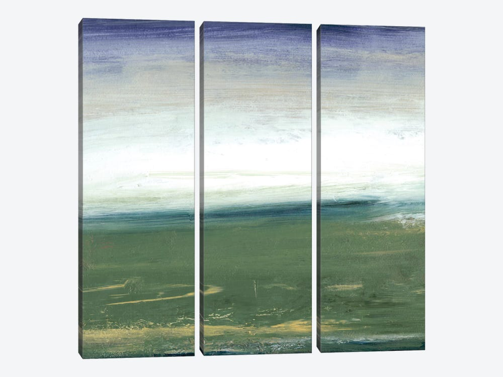 Field & Sky by Sharon Gordon 3-piece Art Print