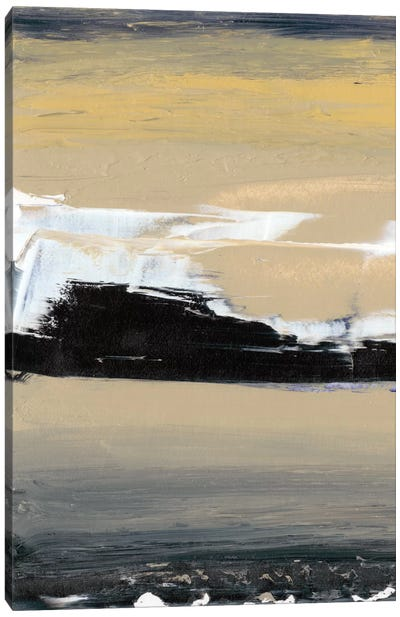 Glide VII Canvas Art Print
