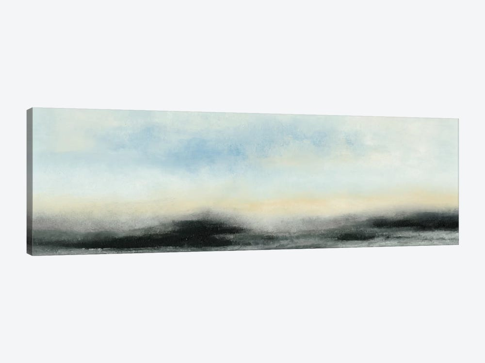 Horizon View I by Sharon Gordon 1-piece Canvas Wall Art