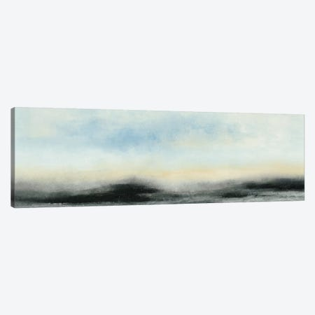 Horizon View I Canvas Print #SGO19} by Sharon Gordon Canvas Wall Art
