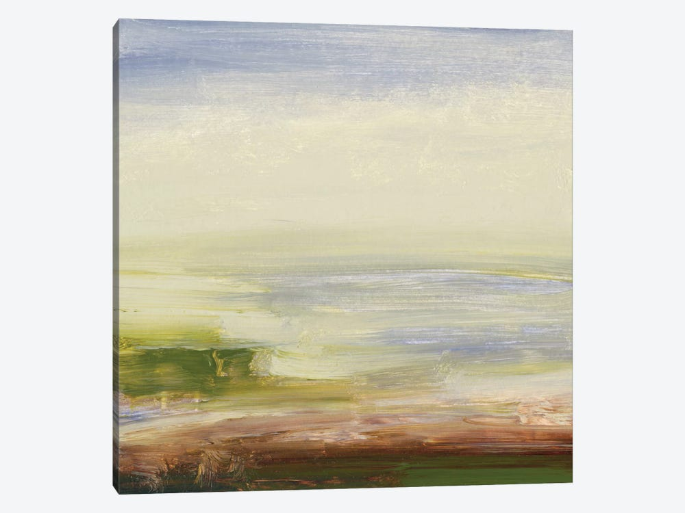 Pastel Sea by Sharon Gordon 1-piece Art Print