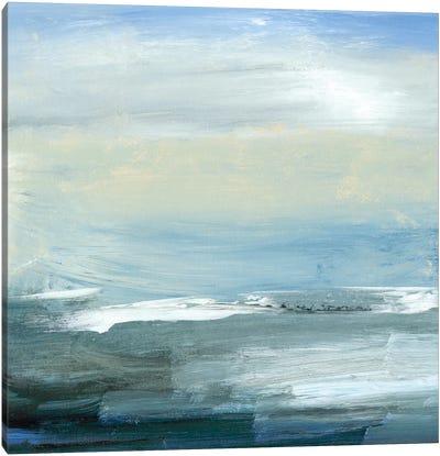 Chromatic Sea Canvas Art Print