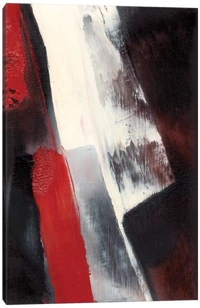 Red Streak I Canvas Art Print