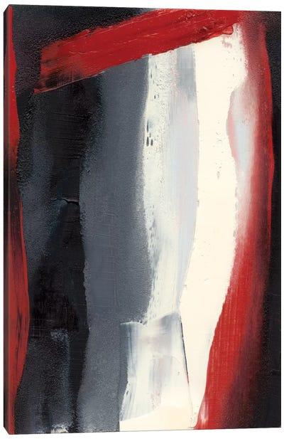 Red Streak II Canvas Art Print
