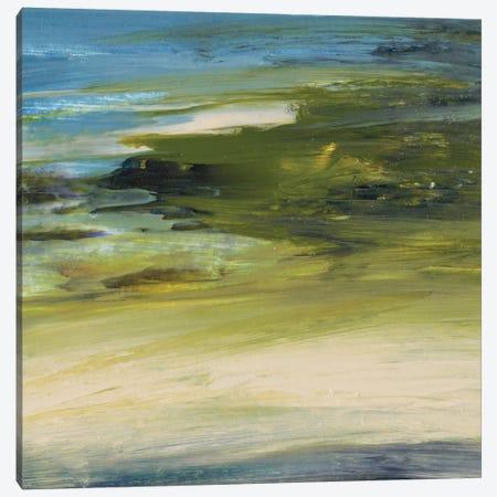 River's Edge Canvas Print #SGO33} by Sharon Gordon Canvas Art