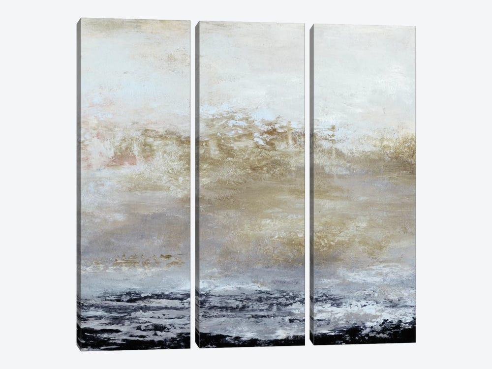 Seasons I by Sharon Gordon 3-piece Canvas Art Print