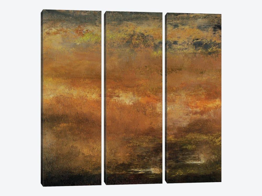 Seasons II by Sharon Gordon 3-piece Canvas Art