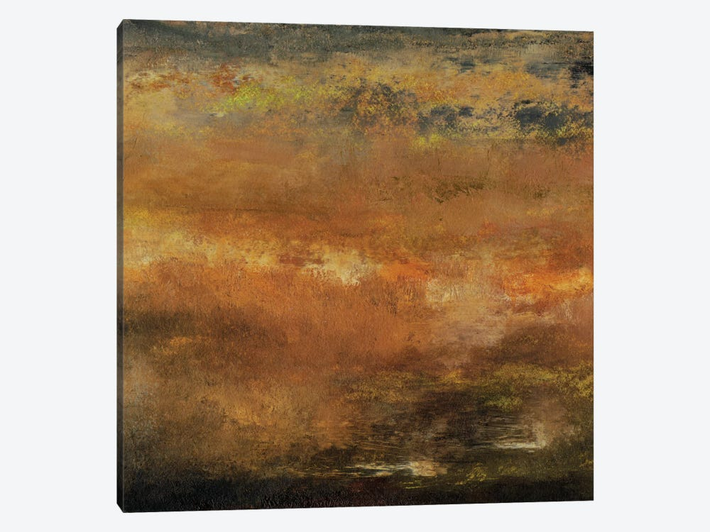 Seasons II by Sharon Gordon 1-piece Canvas Wall Art
