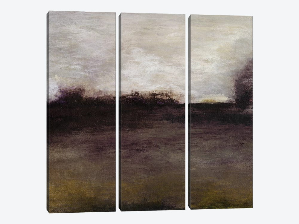 Seasons IV by Sharon Gordon 3-piece Canvas Artwork