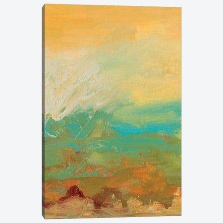 Tropical View I Canvas Print #SGO39} by Sharon Gordon Canvas Art