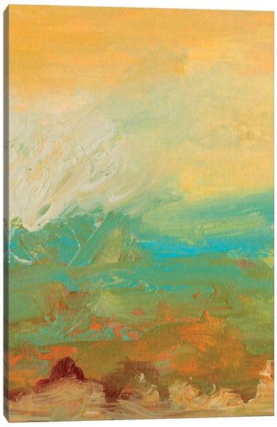 Tropical View I Canvas Art Print