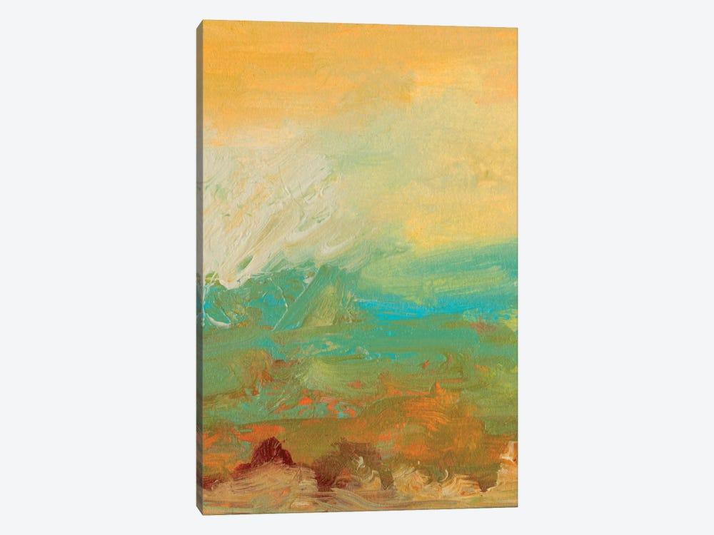 Tropical View I by Sharon Gordon 1-piece Canvas Art