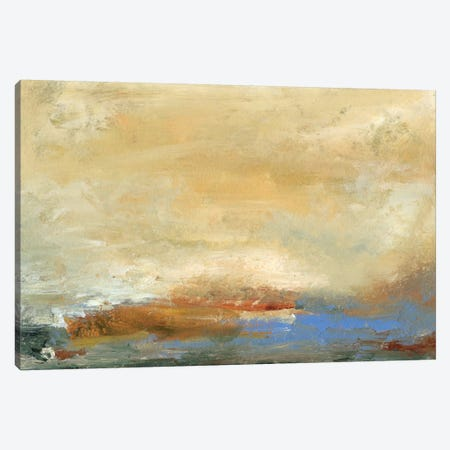 Coast View I Canvas Print #SGO3} by Sharon Gordon Canvas Artwork