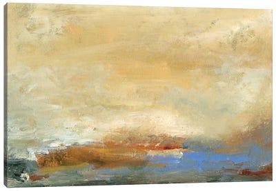 Coast View I Canvas Art Print