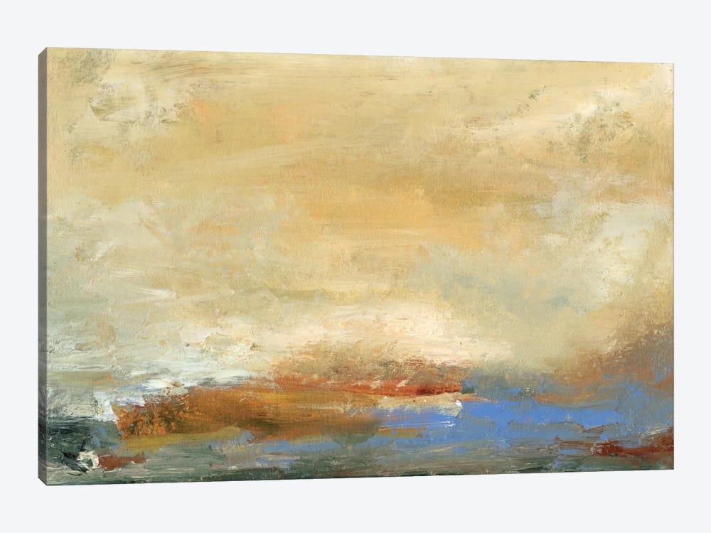 Coast View I by Sharon Gordon 1-piece Canvas Artwork