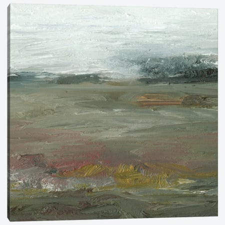 View At Dusk Canvas Print #SGO41} by Sharon Gordon Canvas Art Print