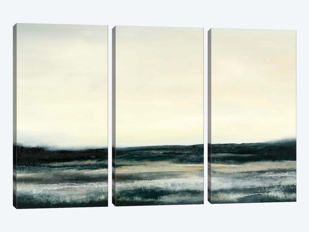 Approaching Evening by Sharon Gordon 3-piece Canvas Wall Art