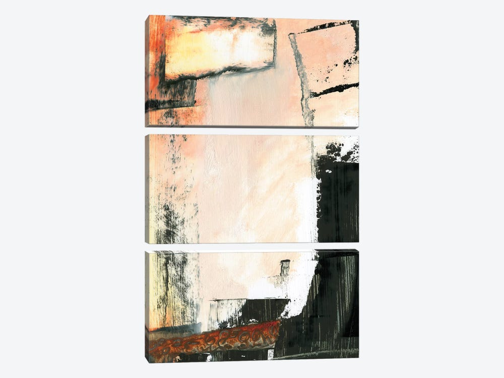 Avenue I by Sharon Gordon 3-piece Canvas Wall Art
