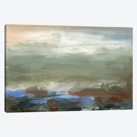 Coast View II Canvas Print #SGO4} by Sharon Gordon Canvas Print