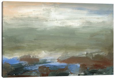 Coast View II Canvas Art Print
