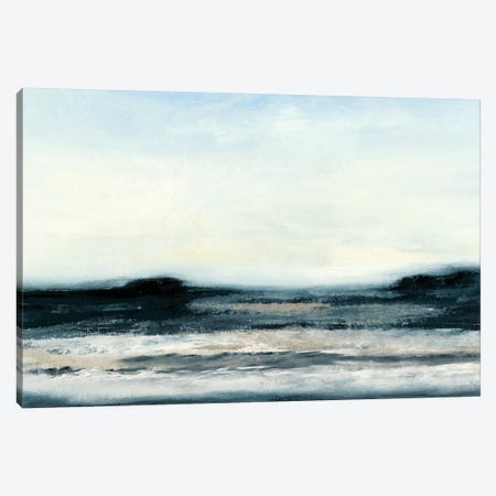 Ocean Tide I Canvas Print #SGO53} by Sharon Gordon Canvas Art