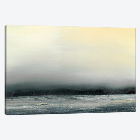 Ocean Tide IV Canvas Print #SGO56} by Sharon Gordon Canvas Print