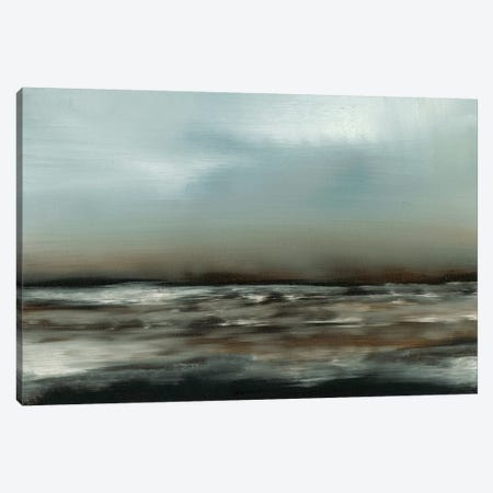 Ocean Tide VII Canvas Print #SGO59} by Sharon Gordon Canvas Art