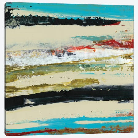 Deconstructed View I Canvas Print #SGO5} by Sharon Gordon Canvas Art Print