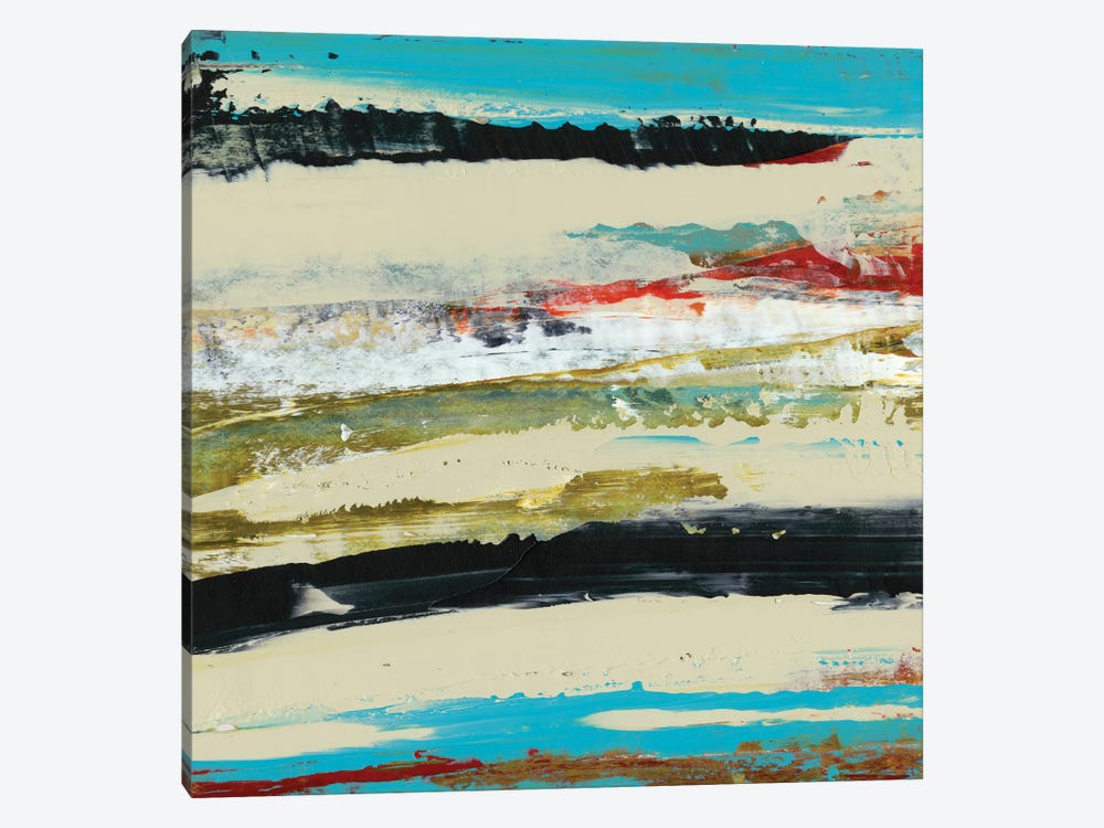Deconstructed View I by Sharon Gordon 1-piece Canvas Artwork