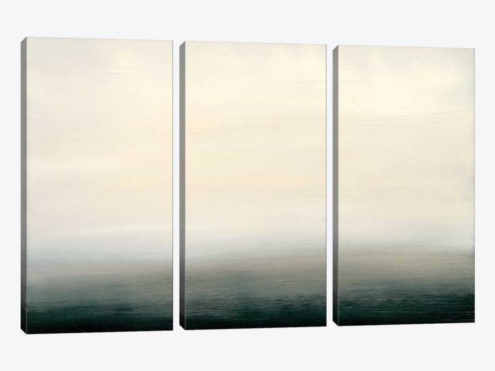Ocean Tide VIII by Sharon Gordon 3-piece Canvas Art