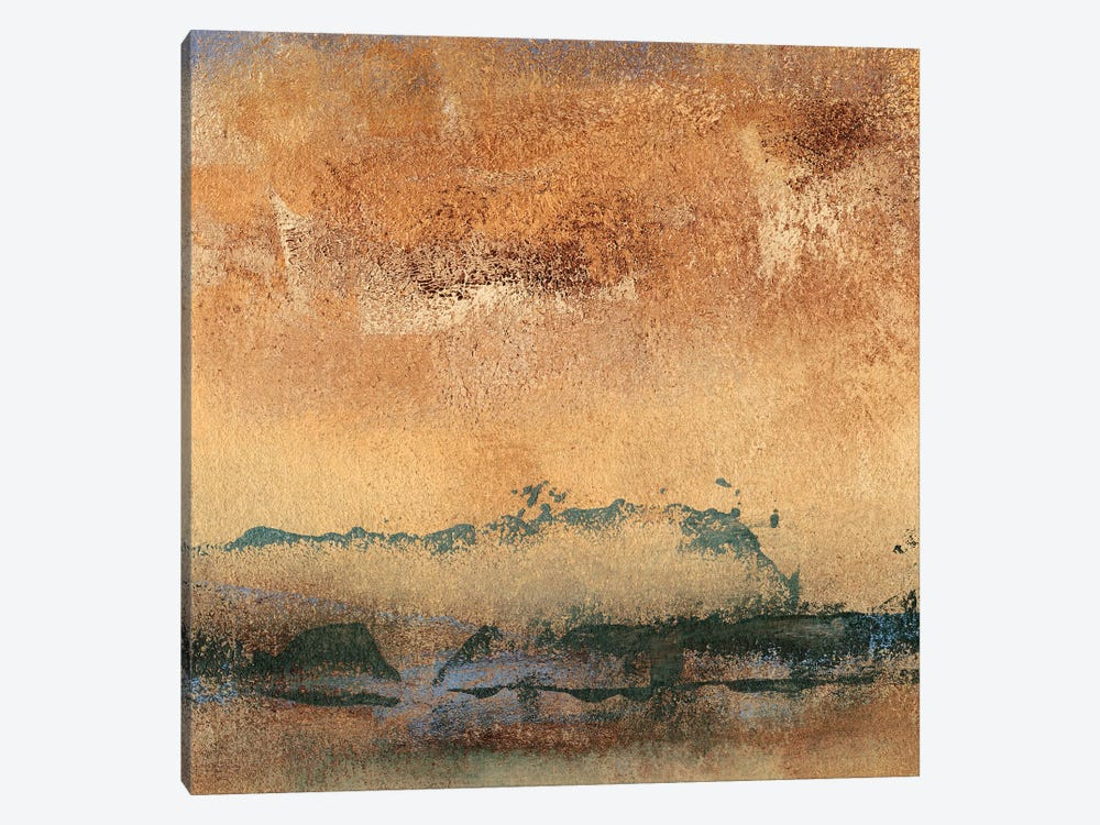 Origin Abstract I by Sharon Gordon 1-piece Canvas Art Print