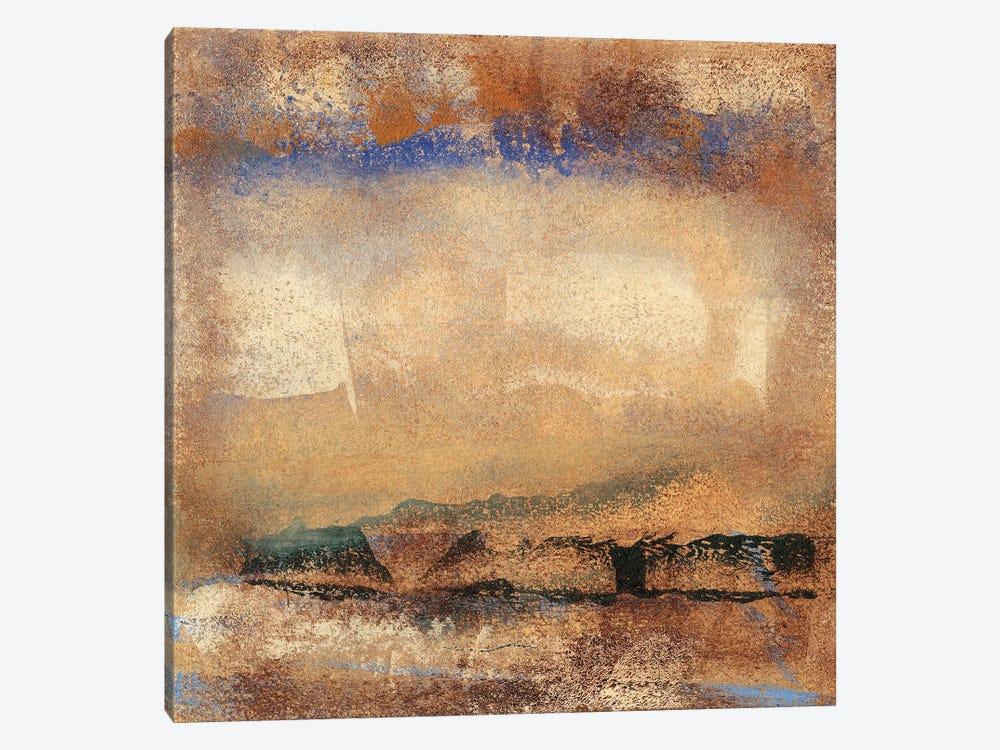 Origin Abstract II by Sharon Gordon 1-piece Canvas Wall Art