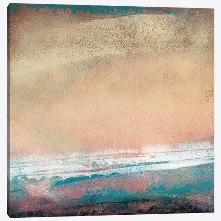 Origin Abstract III Canvas Print #SGO63} by Sharon Gordon Art Print