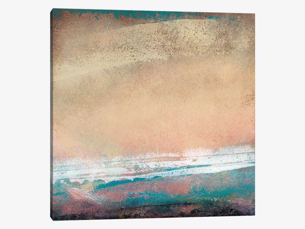Origin Abstract III 1-piece Canvas Print