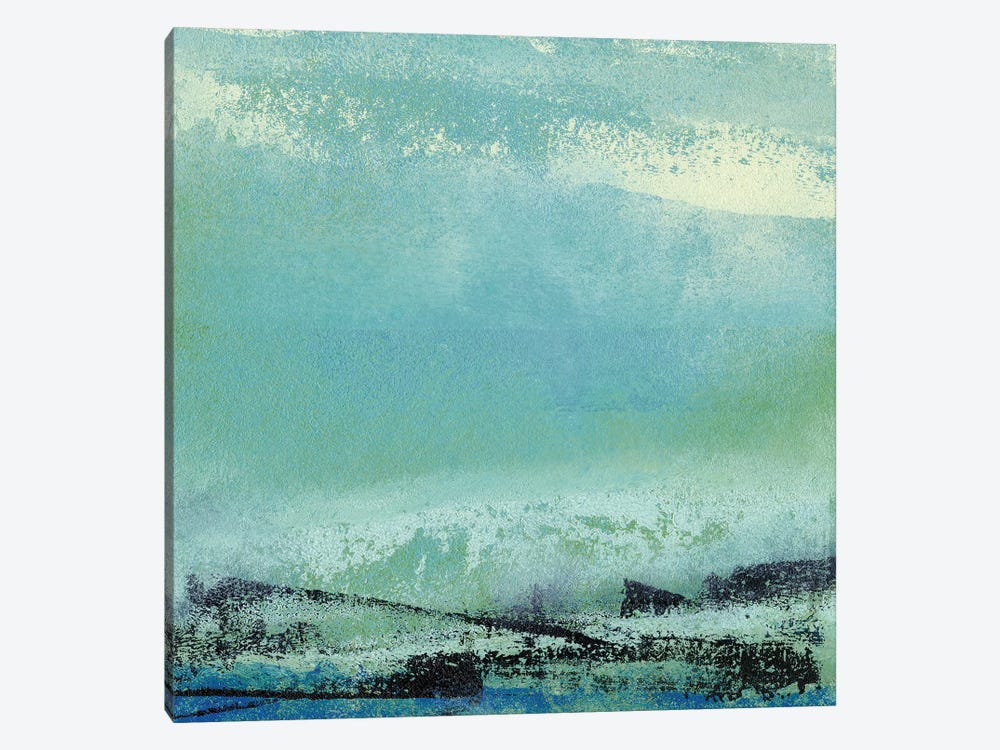 Origin Abstract V by Sharon Gordon 1-piece Canvas Art Print