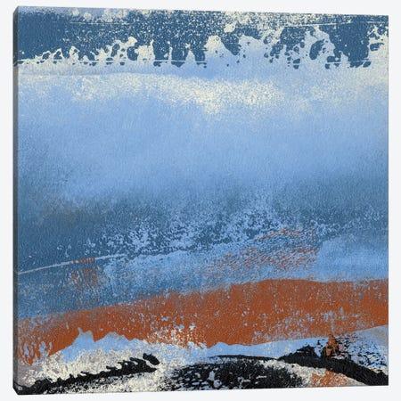 Origin Abstract VI Canvas Print #SGO66} by Sharon Gordon Canvas Art